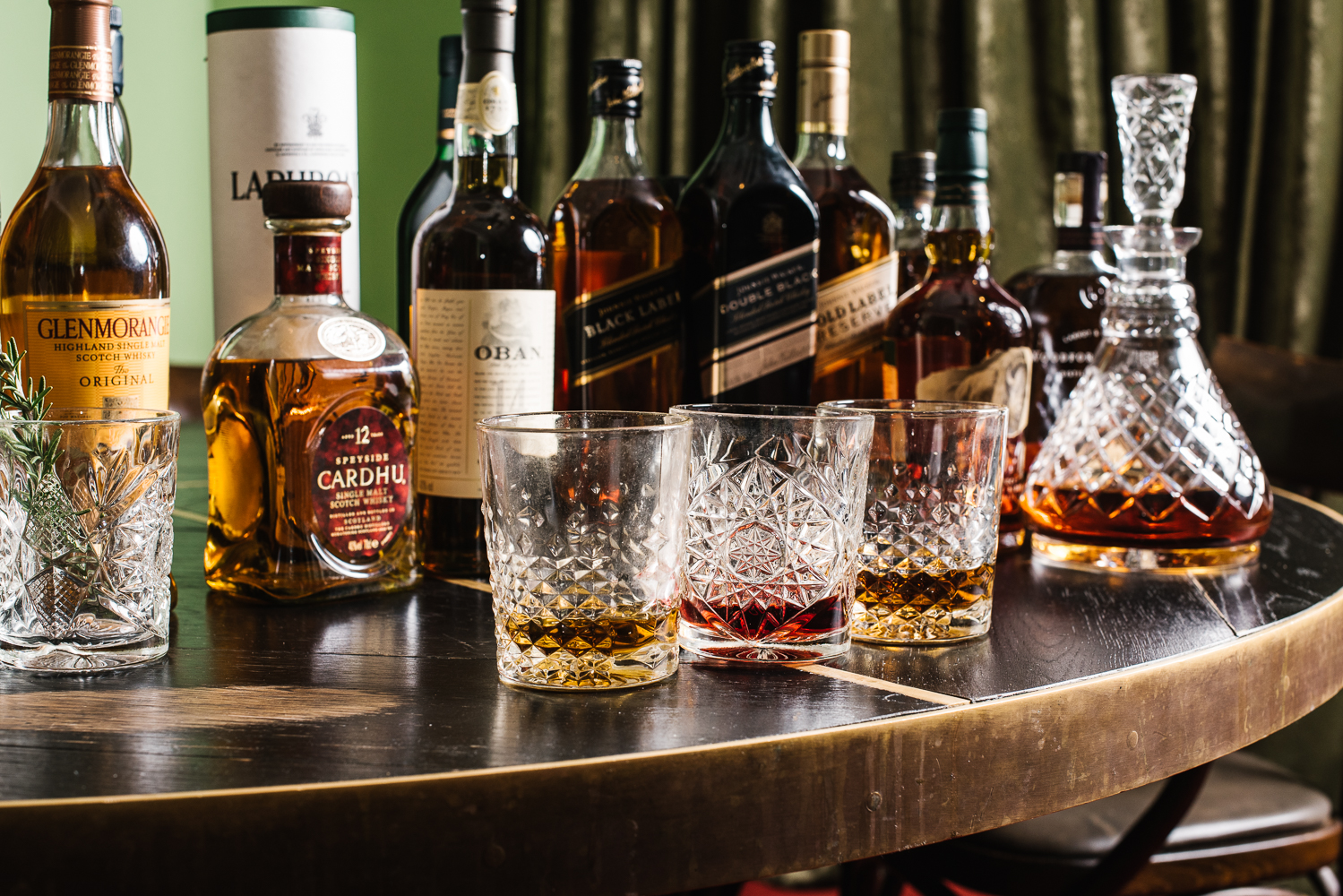 Whiskey wonderland at The Glenmore this July