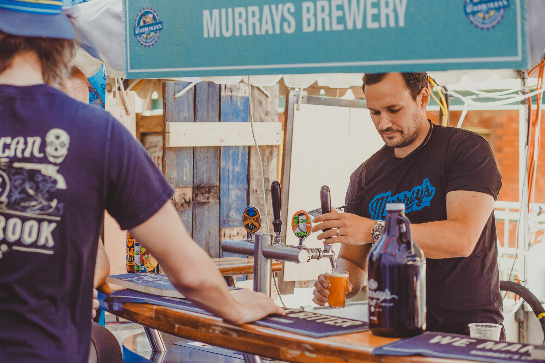 The 13th annual Australian Beer Festival returns to The Rocks