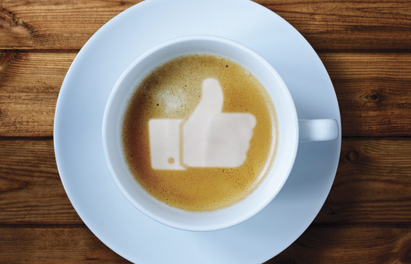 4 ways social media can help market your café or coffee shop