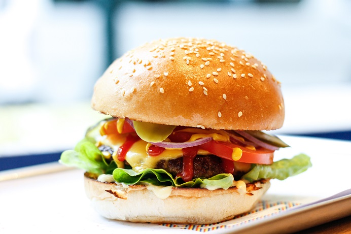 FREE burgers at 8Bit Steam Mill Lane!