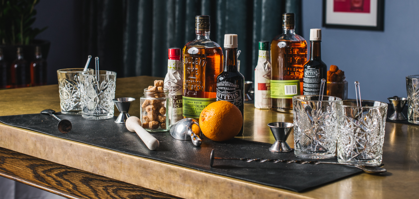 Rye July 'Night of Whiskies' at The Glenmore Hotel