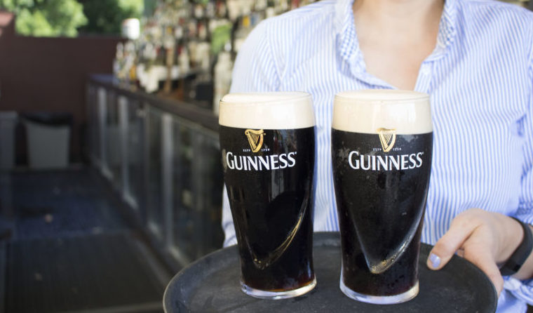 Top spots to grab a Guinness this St. Patrick's Day