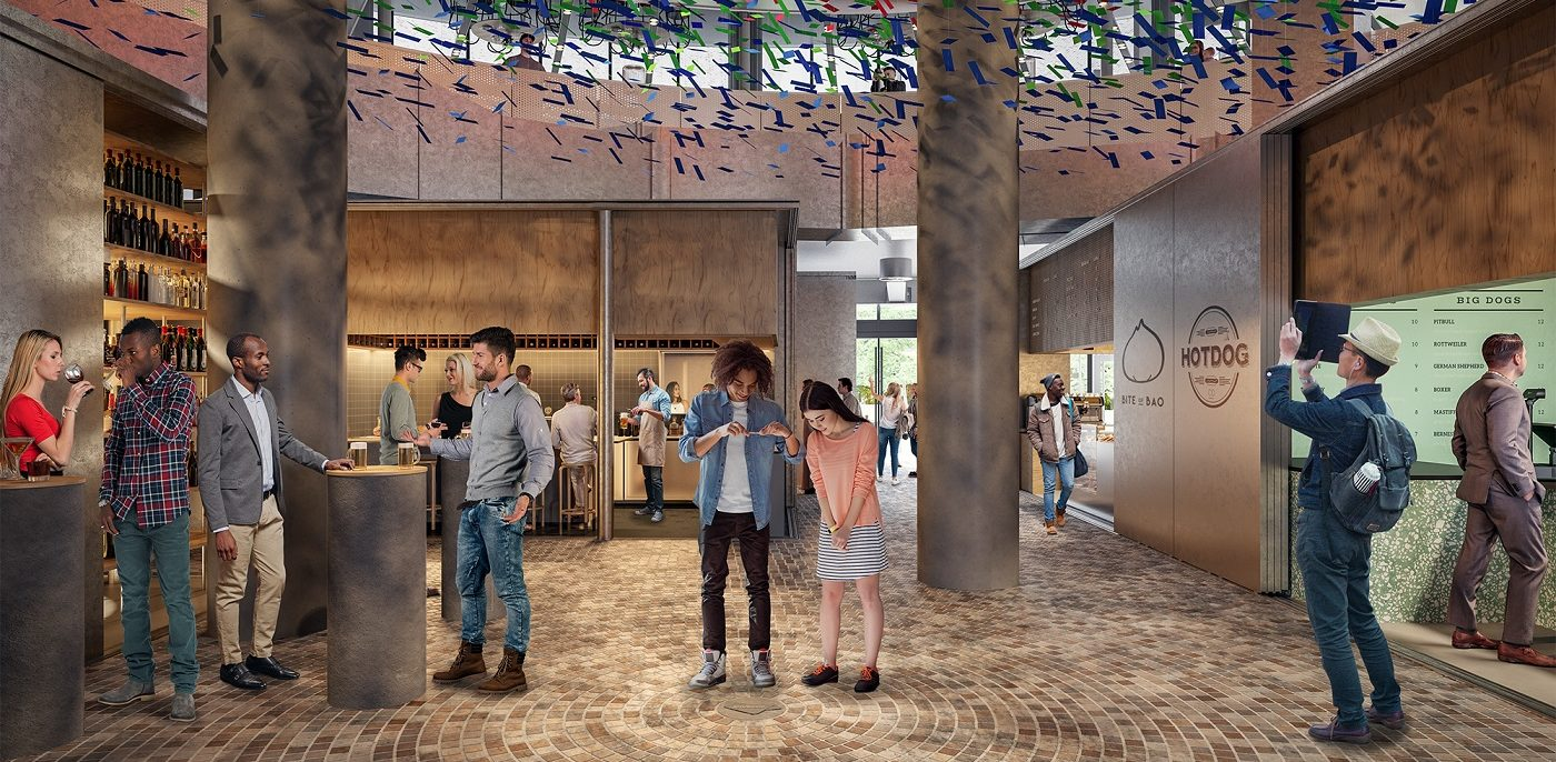 Six more retailers to join new food collective concept in Kengo Kuma's The Exchange
