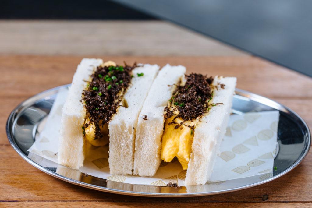 Devon launches truffle menu