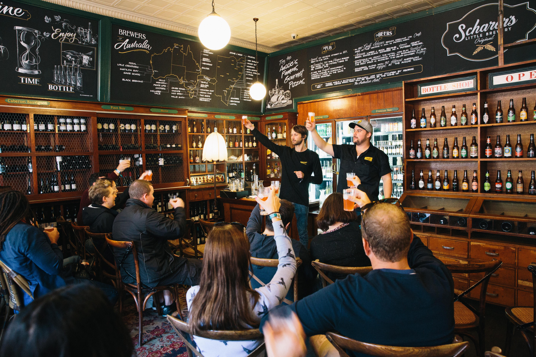 The Australian Heritage Hotel hosts Beer Club