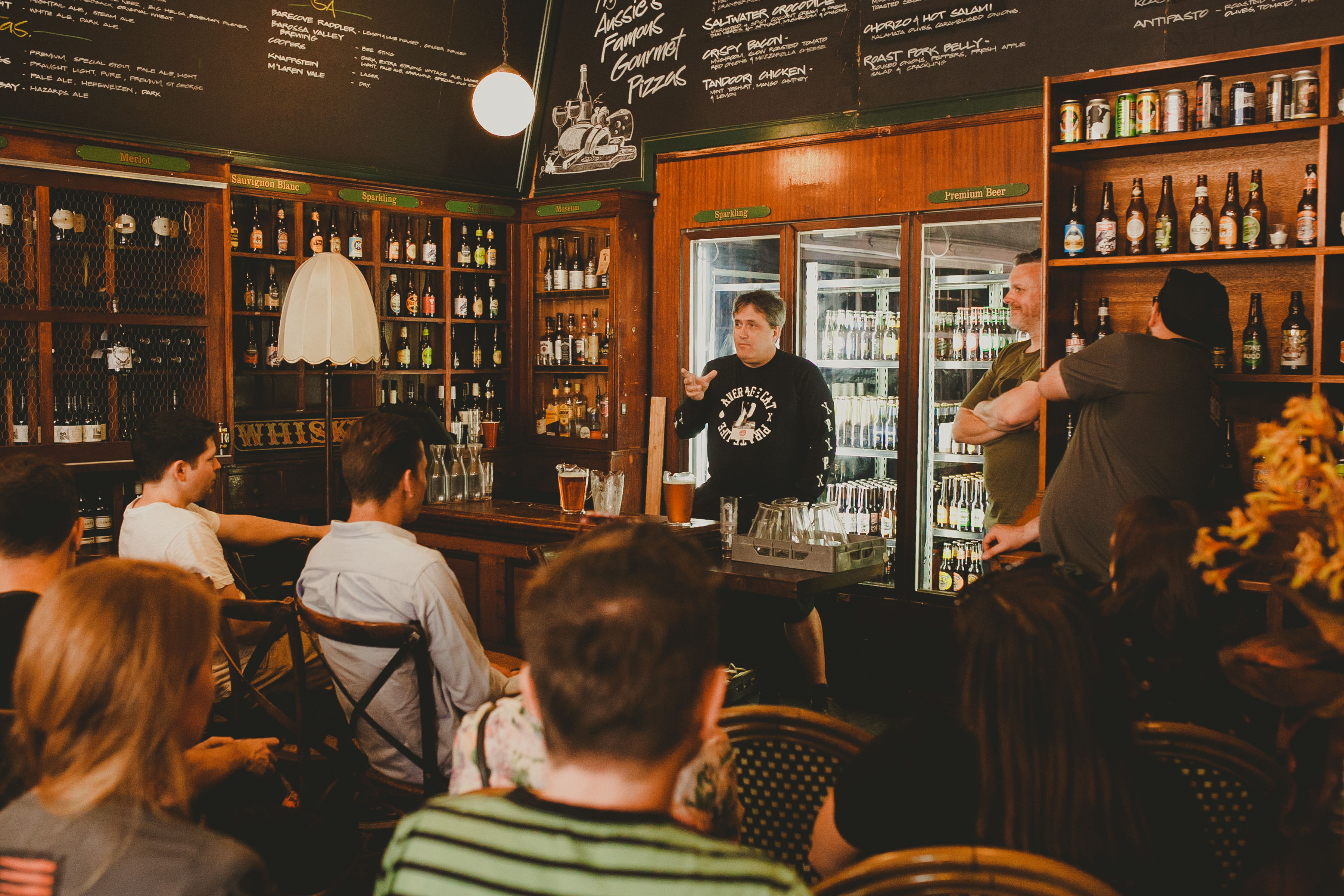The Aussie launches Beer Club