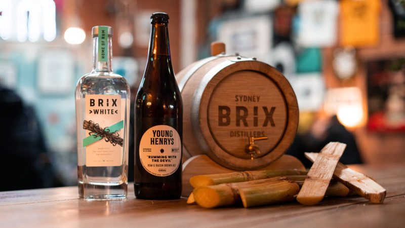 BRIX Distillers x Young Henrys