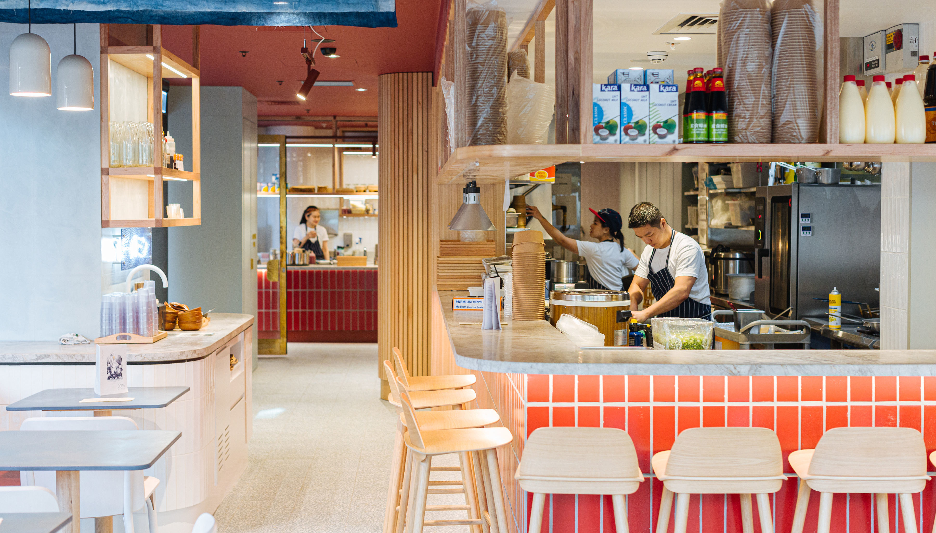 DOPA Don and Milk Bar opens