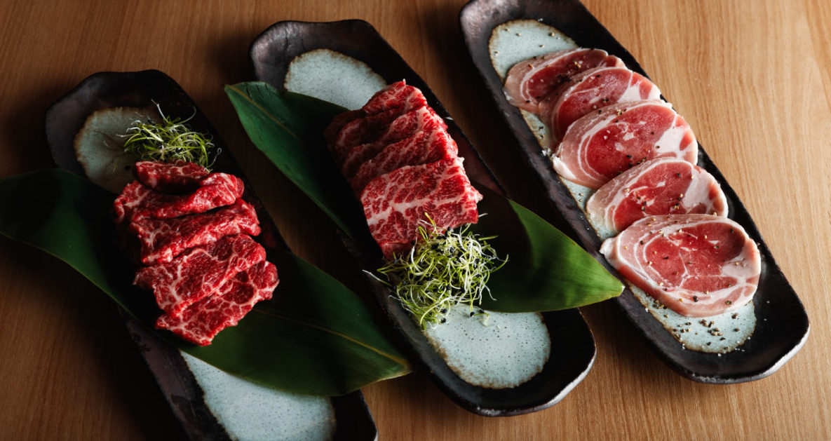 GYŪSHA (牛舎): CHIPPENDALE'S NEW YAKINIKU RESTAURANT