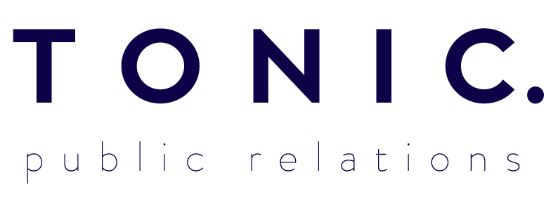 Tonic PR + Communications
