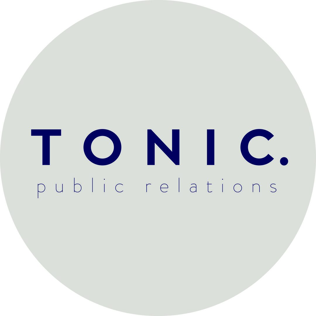 Tonic PR & Communications